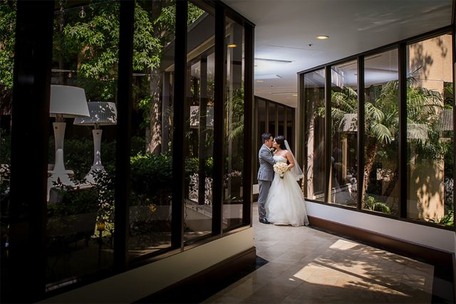 Wedding Venue at Avenue of The Arts Costa Mesa