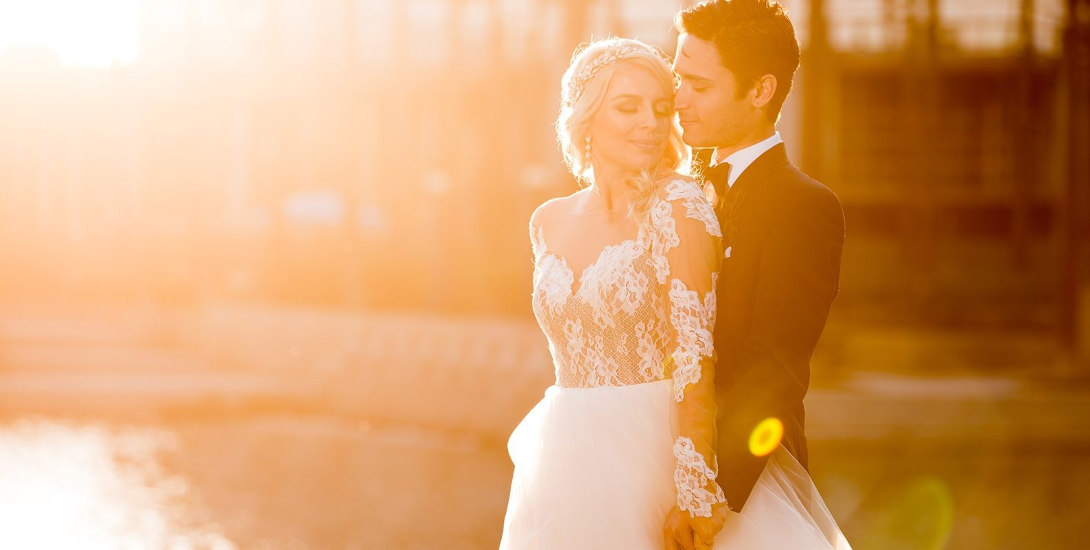 Wedding at Avenue of The Arts Costa Mesa
