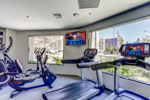 Fitness Center of Avenue of The Arts Costa Mesa