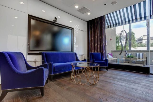 purple suede sofa set