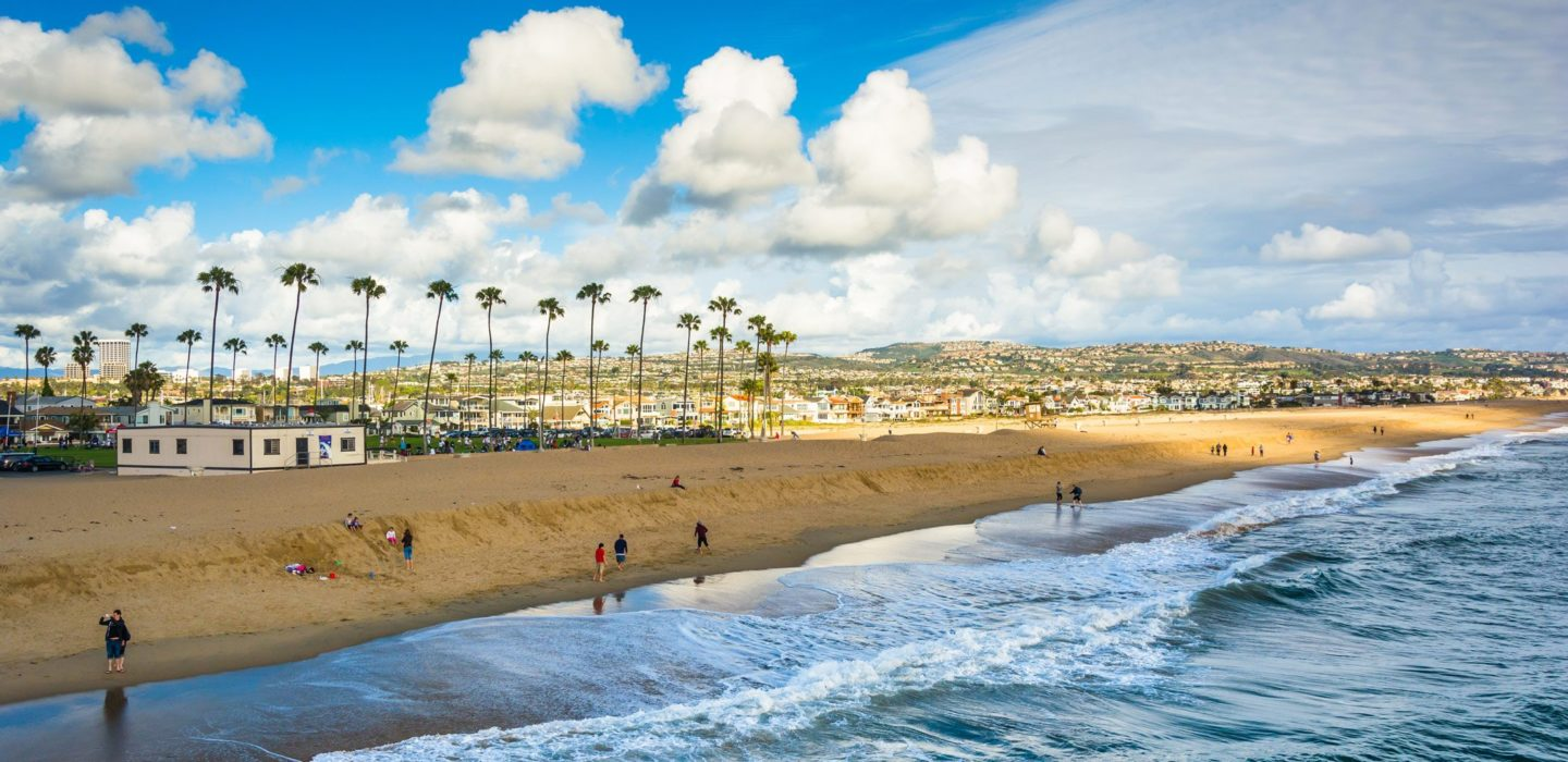 Newport Beach Stay at Avenue of The Arts Costa Mesa