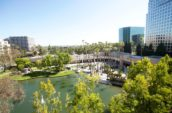 Lakeside Room View of Avenue of The Arts Costa Mesa
