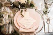 silverware beside plate