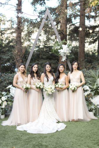 women wearing white dresses