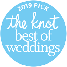 2019 Pick The Knot of Best of Weddings