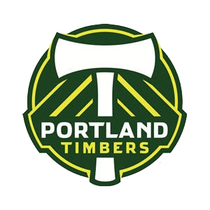 Portland Timbers MLS Soccer Team Logo
