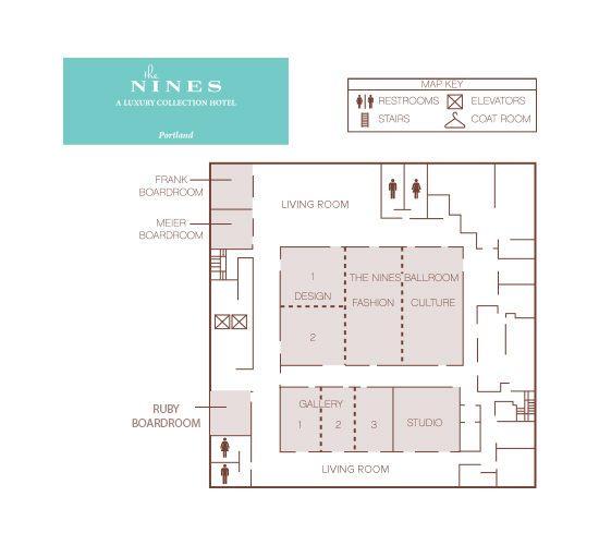 The Nines Floor Plan