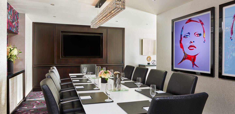 Doyle Boardroom Luxury Hotel Portland Downtown