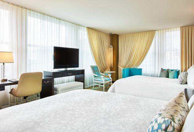 the-nines-hotel-portland-Double Queen suite