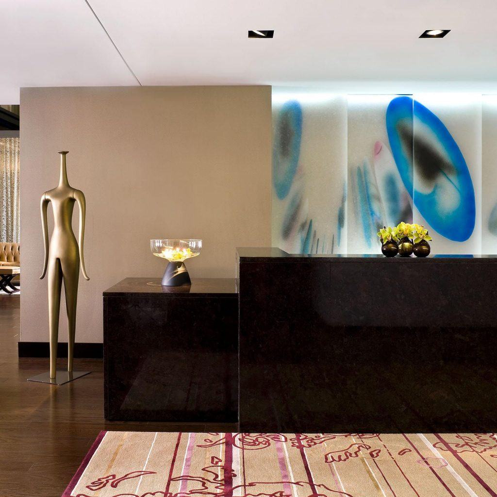 Bold Video 2017 Hotel modern design hotel - custom art collection | the nines hotel