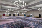 Spacious luxury event ballroom in portland