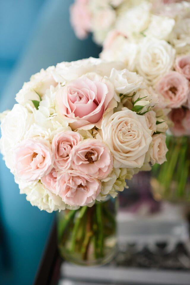 bridal party floral boutique