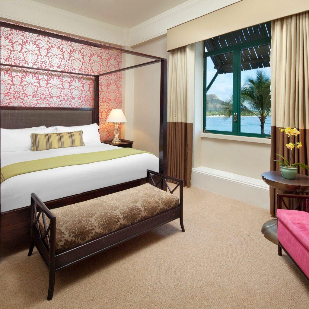 Luxury Waikiki Hotel Rooms Waikiki Suites The Royal Hawaiian