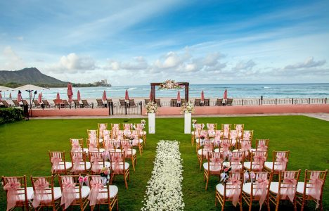 Classic wedding packages the royal hawaiian maile junglespirit Images