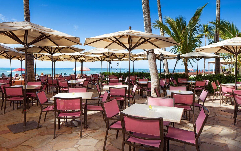 pink patio sets
