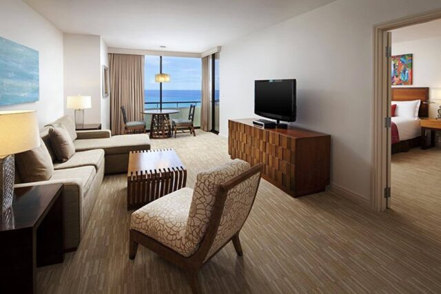 Mailani Tower Oceanfront Suite The Royal Hawaiian