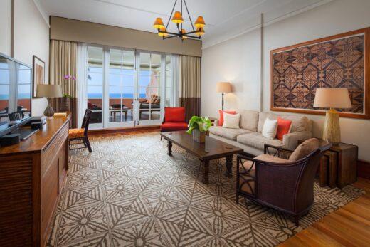 brown and white sofa set