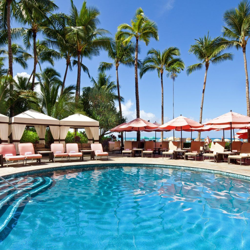 Phenomenal Waikiki Hotel Pool Waikiki Umbrella Rental The Royal Gmtry Best Dining Table And Chair Ideas Images Gmtryco