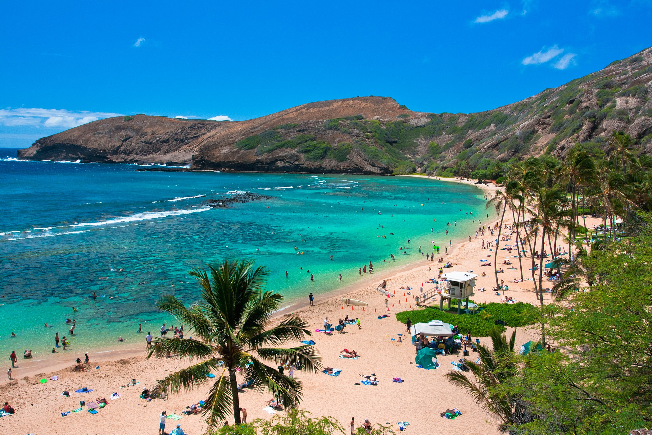The-Royal-Hawaiian-Resort-Local-Attraction-Hanauma-Bay-Nature-Preserve