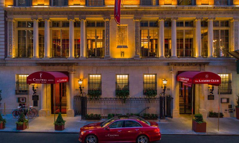 Luxury hotel amenities manhattan hotel services the for Mercedes benz of manhattan new york city