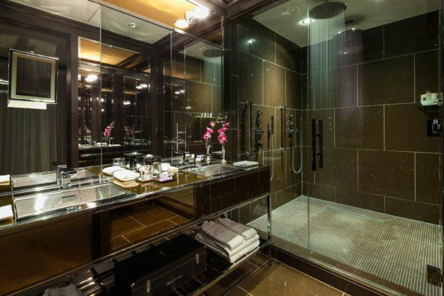 The-Chatwal-Luxury-Collection-Hotel-New-York-Guest-Room-Desk-Chair-Directors-Suite-Twin-Rain-Showers
