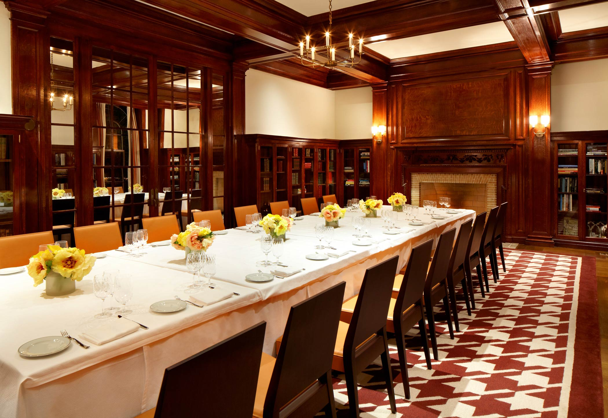 Manhattan meeting space luxury meeting venue in new york for Pet friendly hotels in nyc
