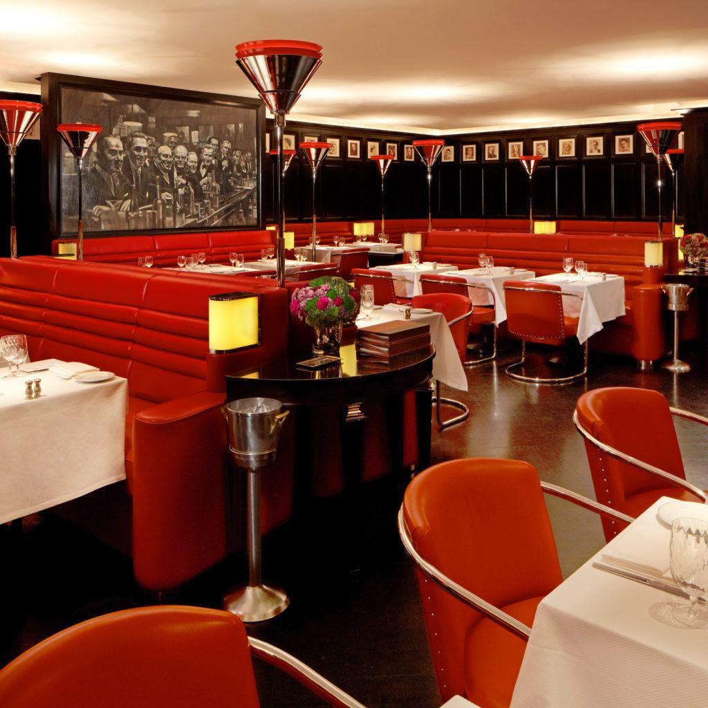 Chef Geoffrey Zakarian - The Lambs Club New York City   The