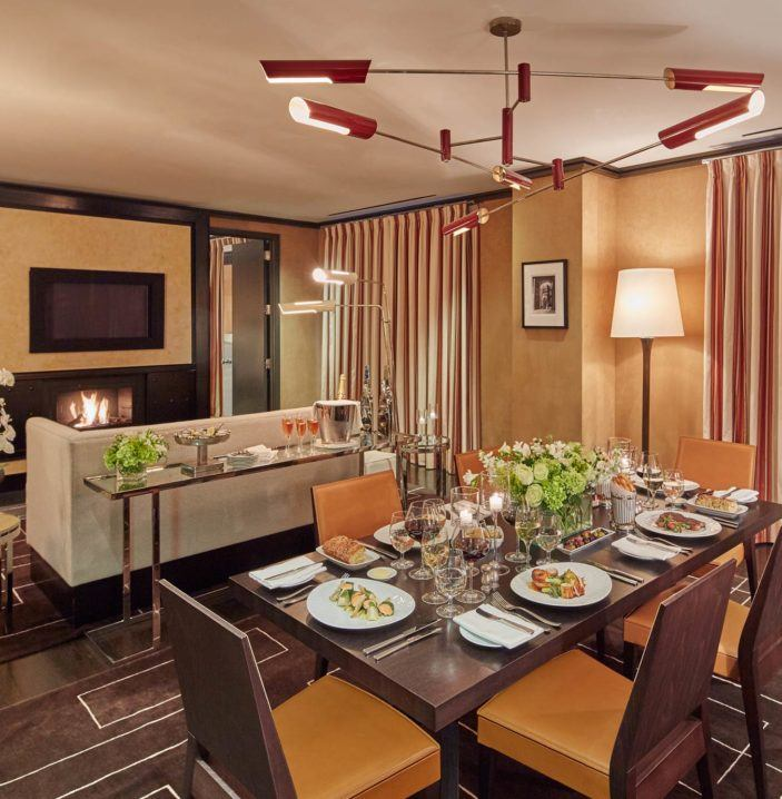 Luxury Manhattan Hotel Luxury Collection Hotel In Nyc The Chatwal