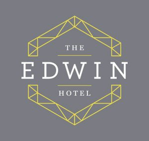 the edwin hotel logo