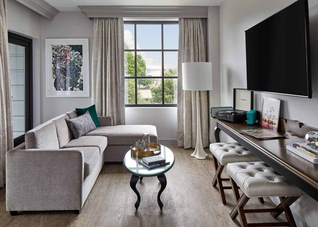 Photo gallery inside hotel the edwin hotel - Interior designers in chattanooga tn ...