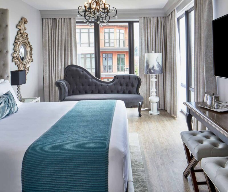 Boutique Hotel In Chattanooga Stylishly Southern The Edwin Hotel