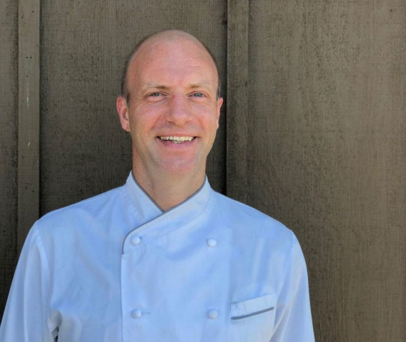 Photo of Andre Sattler the Executive Chef at The Ben West Palm