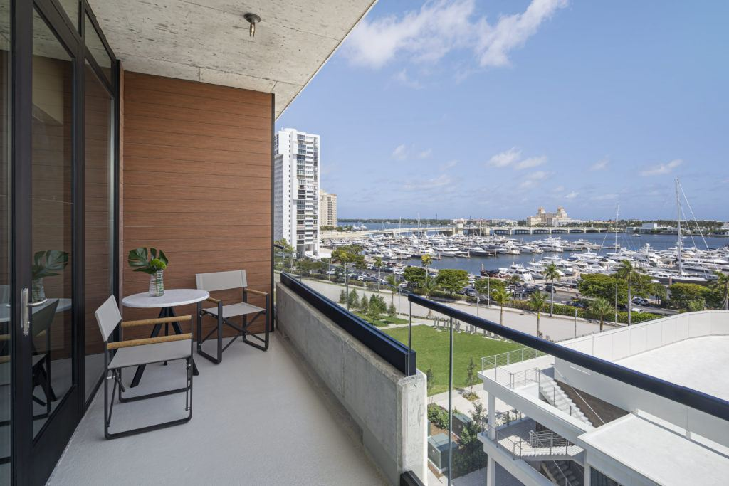 Marooner Junior Suite Balcony