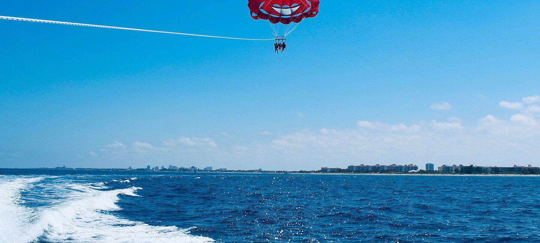 parasailing palm beach tour