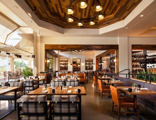 Mowry & Cotton restaurant interior