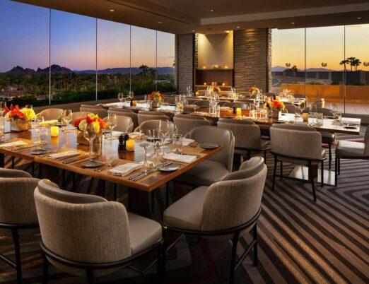J&G Steakhouse Dining
