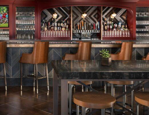The Phoenician Tavern Bar