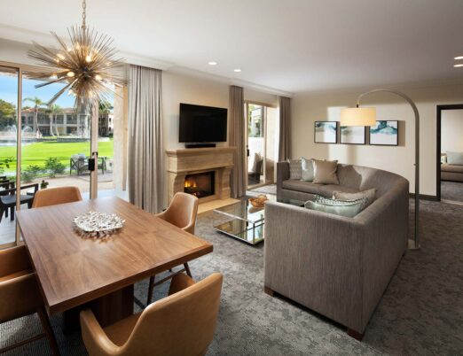Caista Suite Living Room