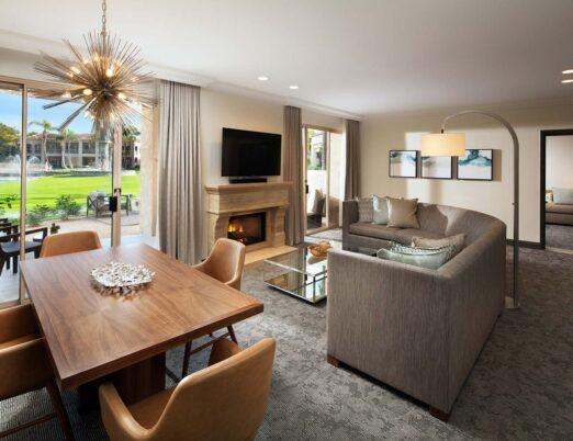 Caista Suite Living Room