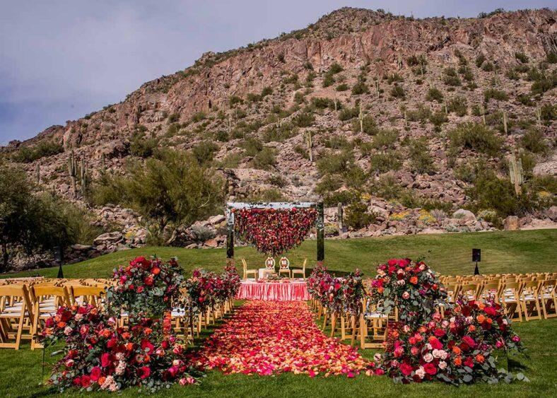 Canyon Lawn Wedding venue