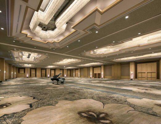 Grand Ballroom venue at The Phoenician