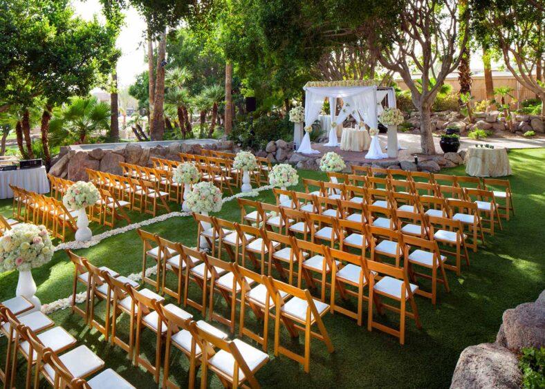 Orchid Lawn Wedding