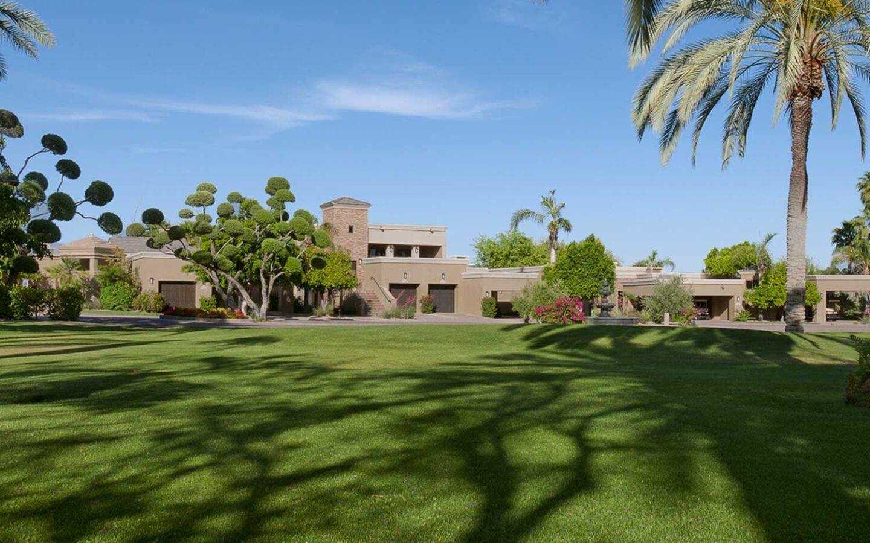 The Phoenician Resort Residences exterior
