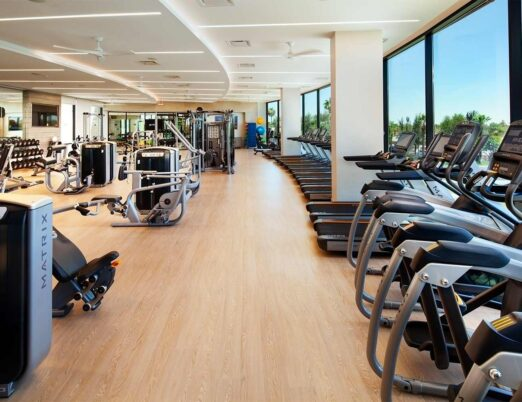 The Phoenician Athletic Club - Fitness Center