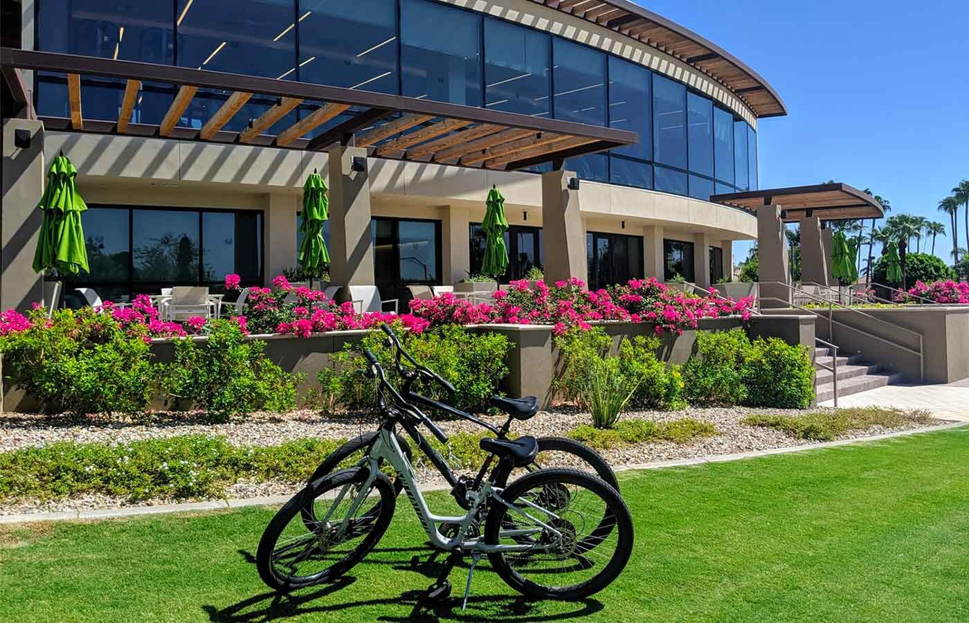 Complimentary Bicycle Rentals