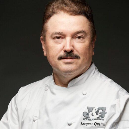 Jacques Qualin, Chef de Cuisine at J&G Steakhouse