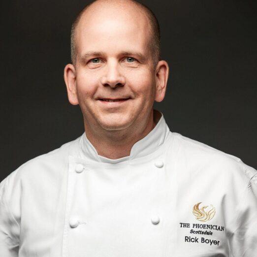 Richard Boyer, Executive Chef