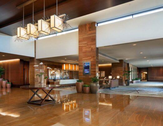Camelback Ballroom Foyer
