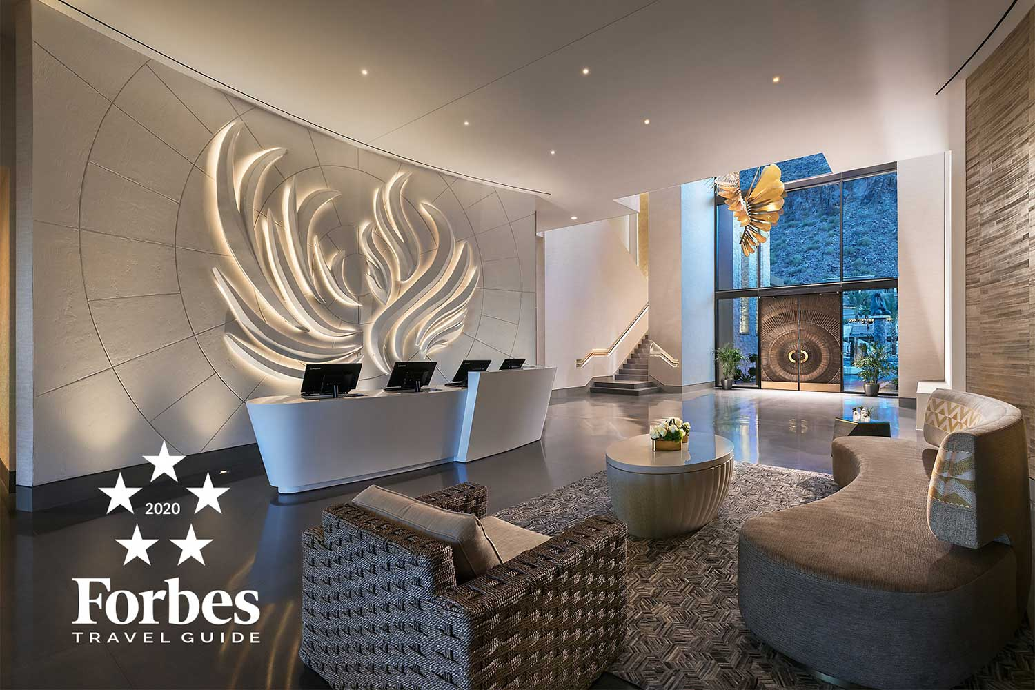 The Phoenician Spa 2020 Forbes Travel Guide