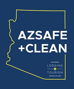 AZSafe + Clean Badge
